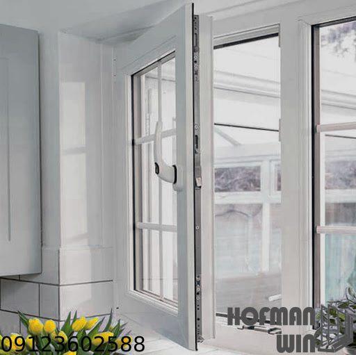 پنجره پنجره دو جداره تک حالته(Casement)