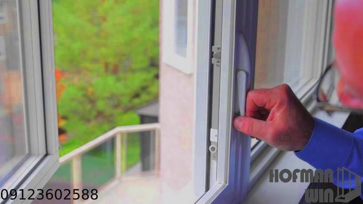 نحوه نگهداری پنجره دوجداره دو حالته
